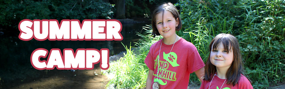 Summer Camp 2016 at Camp Yamhill. Camps for kids from Elementary School, Middle School, Junior High, and High School